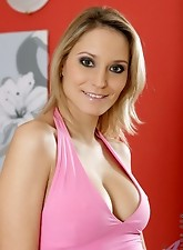 Exotic milf Leticia is a treat for your eyes and your hungry cock! Leticia is perfect in every way, from her long silky legs to her perky breasts she